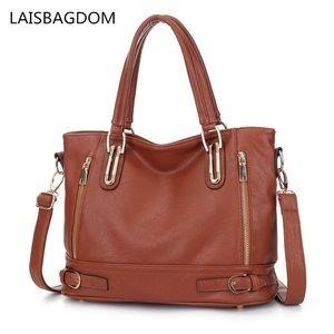 Handbags - New Messenger Bag Leather Women Handbag Leather